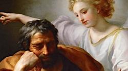 Jak wyglądało trzecie widzenie Anioła przez św. Józefa?  - miniaturka