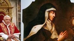 Benedykt XVI: Św. Klara - jedna z najbardziej kochanych - miniaturka