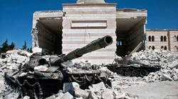 HORROR w Syrii. Bomby baryłkowe zabiły co najmniej kilkanaście osób - miniaturka