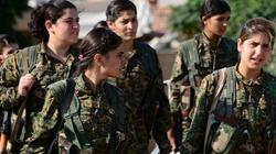 Odważne syryjskie chrześcijanki chwytają za broń! - miniaturka