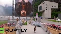 Demoniczne otwarcie tunelu w Szwajcarii ZOBACZ! - miniaturka