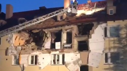 Szczecin: Eksplozja gazu, ewakuowano 25 osób - miniaturka