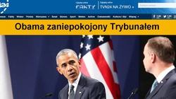 Co tam szczyt NATO, ważny Trybunał! To jakaś KODowska paranoja! - miniaturka