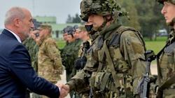17 tys. żołnierzy bierze udział w ćwiczeniach Dragon-17 - miniaturka