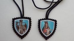 Szkaplerz św. Michała Archanioła. ,,Obrońca przed wszelkimi atakami upadłych duchów'' - miniaturka
