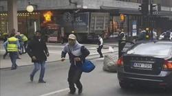 ZAMACH w Sztokholmie - są zabici i ranni! - miniaturka