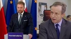 Grodzki krytykuje Szumowskiego w sprawie rekomendacji daty wyborów - miniaturka