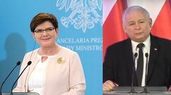 Spotkanie Szydło-Kaczyński. Premier przedstawiła prezesowi PiS plan rekonstrukcji rządu - miniaturka