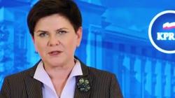Rzecznik rządu: Pani premier od poniedziałku wraca do pracy - miniaturka