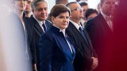 Beata Szydło powołała szefów służb - miniaturka