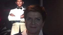 Beata Szydło po premierze Bonda: To będzie wspaniały rząd! - miniaturka