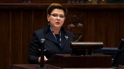 Premier Szydło: Zakupimy nowe samochody dla BOR-u - miniaturka