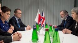 Szydło i May rozmawiały o Brexicie - miniaturka