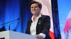 Beata Szydło najbardziej wpływową Polką w polityce - miniaturka