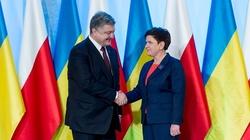 Premier Beata Szydło: Polska wspiera modernizację Ukrainy - miniaturka