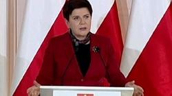 Premier Beata Szydło: Ta wizyta to dopiero początek - miniaturka