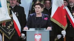 Szydło: Odbudowaliśmy górnictwo- to sukces Polski - miniaturka