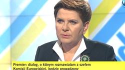 Dialog z Komisją Europejską-tak, szantaż czy sankcje? -Stanowcze NIE! - miniaturka