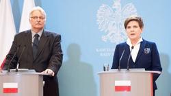 Premier Beata Szydło: Jesteśmy gotowi przyjąć określoną liczbę uchodźców - miniaturka