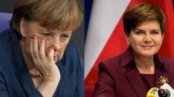 Czy Merkel już niedługo zostanie całkiem sama? - miniaturka