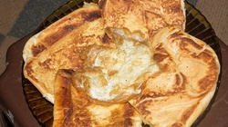 Toskańskie smażone tosty z nadzieniem. Jedz gorące!!! - miniaturka
