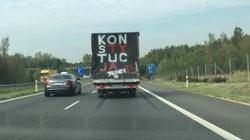 Uwaga na 'konstytucyjną' ciężarówkę! ODLOT totalsów!!! - miniaturka