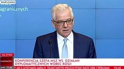 4 rosyjskich dyplomatów zostało wydalonych z Polski - miniaturka