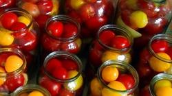 Marynowane pomidorki koktajlowe - miniaturka