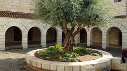 Żydowscy ekstremiści podpalili klasztor, otwarto go ponownie - miniaturka