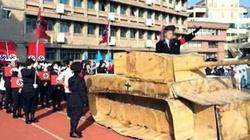 Skandal na Tajwanie: Licealna parada nazistów - miniaturka