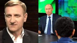 Andrzej Talaga dla Fronda.pl: Polacy są odporni na propagandę Putina - miniaturka