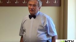'Śmierć pnia mózgu nie istnieje' - mocne wideo prof. J. Talara - miniaturka