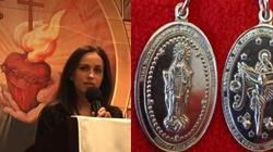 Oto medalion wiary na czasy ostateczne przekazany przez Matkę Bożą Strażniczkę Wiary ! - miniaturka