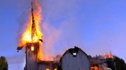 Problemy chrześcijan w Nigerii, płoną kościoły - miniaturka