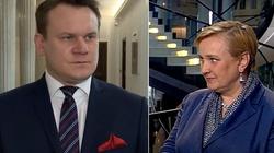 Tarczyński o sprzeciwie Thun i Sputnika wobec przekopu Mierzei Wiślanej: ,,PO znów szkodzi polskim interesom'' - miniaturka