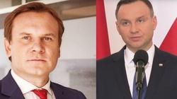 Tarczyński: To nie jest 'nasz prezydent' - miniaturka