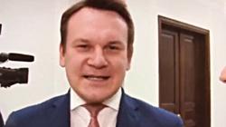 Tarczyński złożył życzenia ''Gazecie Wyborczej'' [ZOBACZ KONIECZNIE] - miniaturka