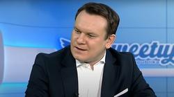 Dominik Tarczyński o teorii MPWiK: ,,Żenadometr pękł''  - miniaturka