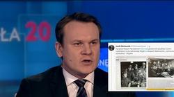 Tarczyński ostro o publikacji Onetu: Perfidna manipulacja - miniaturka