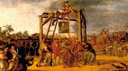 Tak się karało Targowiczan! Wieszanie biskupów zdrajców! - miniaturka