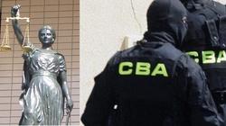 CBA ujawnia kolejne szczegóły akcji w sądach - miniaturka