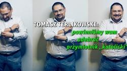 """"""" Tygodnik Powszechny"""" patrzy na Terlikowskiego - miniaturka"""