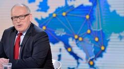 Szczerski miażdży Timmermansa: To krucjata przeciw Polsce - miniaturka