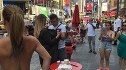 Chory ten świat. Sodoma i Gomora na Times Square w Nowym Jorku - miniaturka