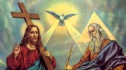 Bóg posłał swojego Syna na świat, aby świat został zbawiony - miniaturka