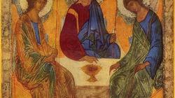Modlitwa do Trójcy Świętej - miniaturka