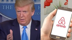 Orwell w sieci: Popierasz Trumpa, nie zrobisz rezerwacji - miniaturka
