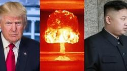 Trump: Kim Dzong Un to szaleniec! Będzie przetestowany jak nigdy wcześniej - miniaturka