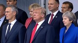Trump ostro! ,,Nie chcę, by Putin był zagrożeniem dla Europy. Dlatego mamy NATO'' - miniaturka