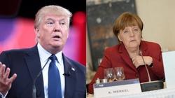 Kanclerz Angela Merkel w Białym Domu - miniaturka